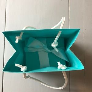 Tiffany & Co. Party Supplies - Tiffany & Co. jewelry box and bag